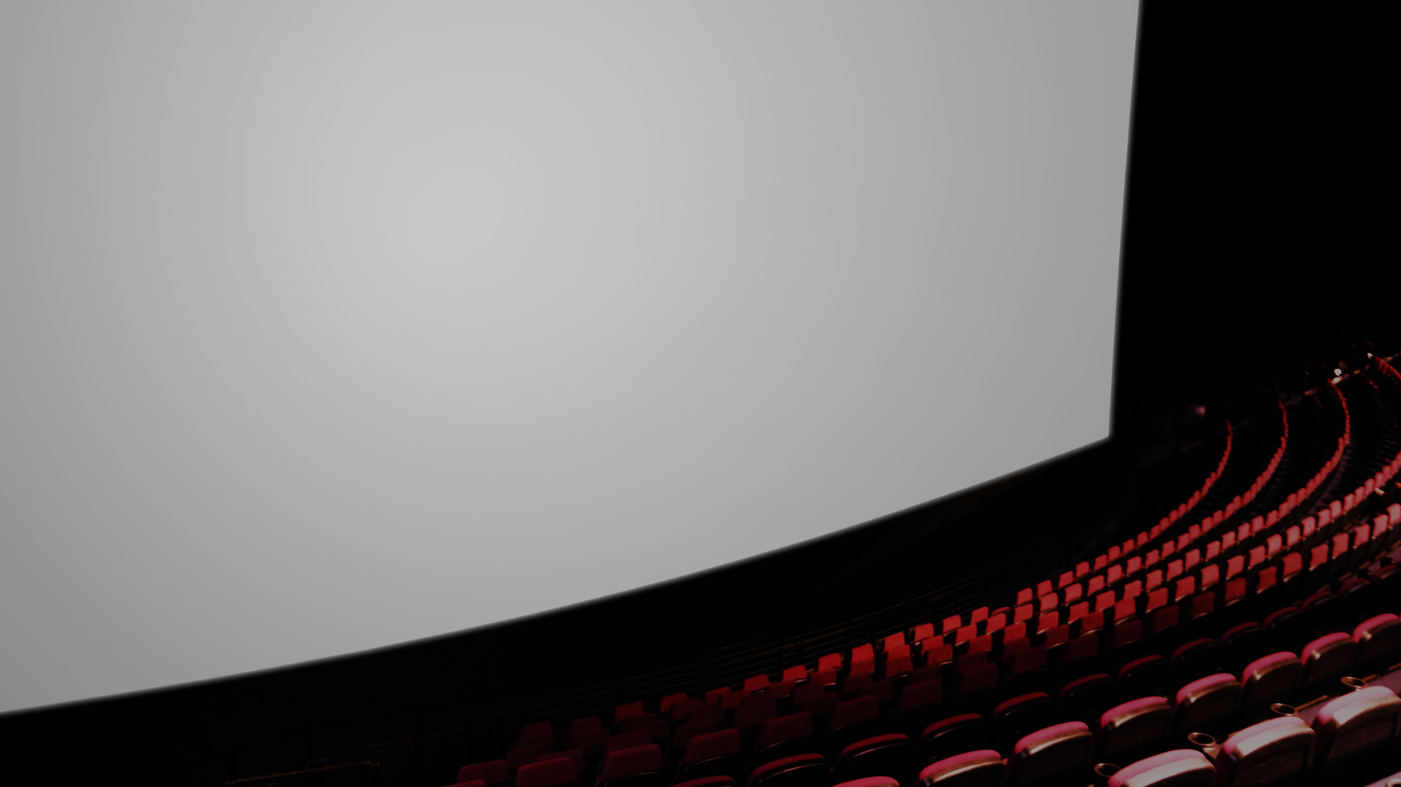 Cinema Projection Screens