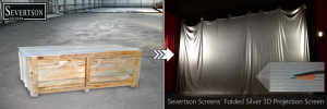 Severtson has increased production capacity due to high demand for folded 3D micro-perf screens.