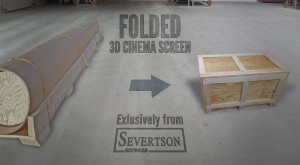 Severtson Folded 3D Screens