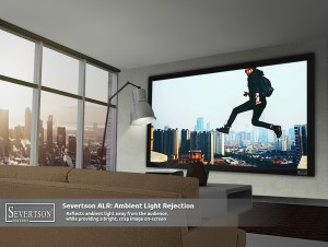 Introducing Severtson Screens' new ALR: Ambient Light Rejection