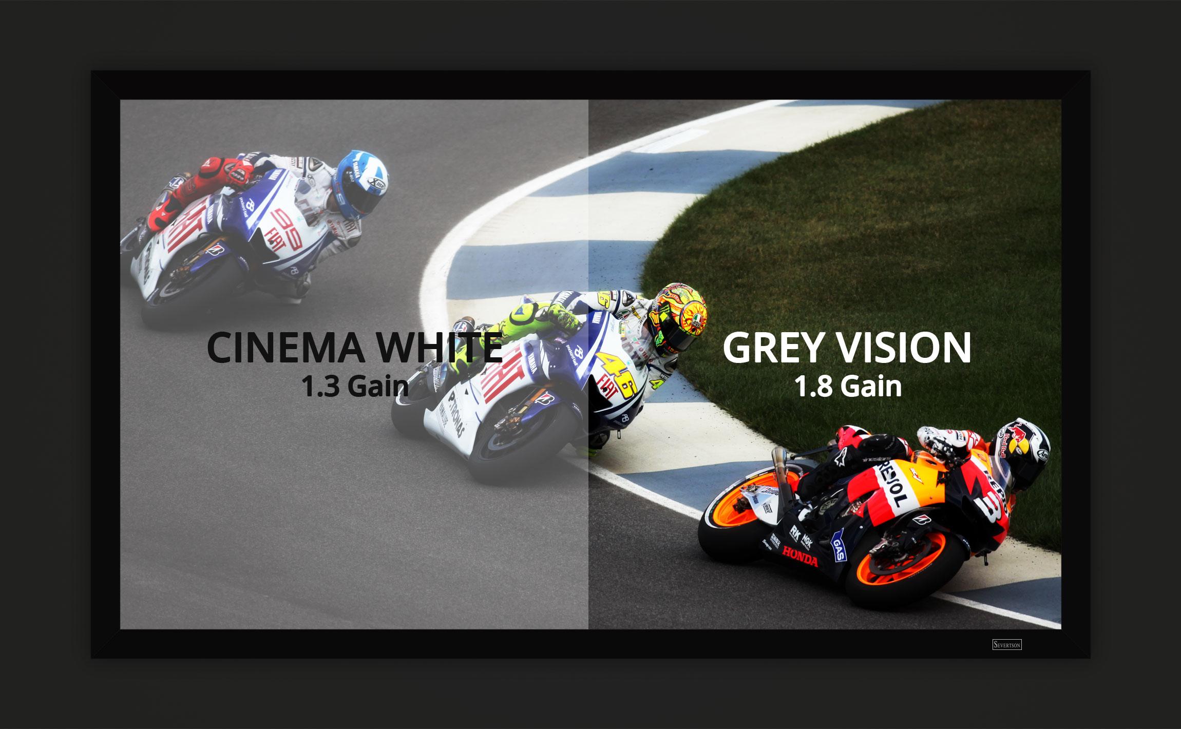 Grey Vision High Contrast High Brightness Alr Screen